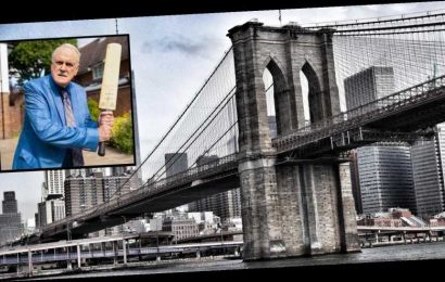 No Joke: John Cleese is Selling the Brooklyn Bridge as an NFT