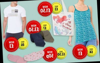 Matalan launches HUGE online clearance sale with prices starting from 50p
