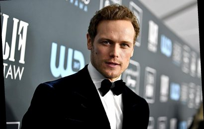 Sam Heughan's Latest Fitness Routine Involved Military-Style Training