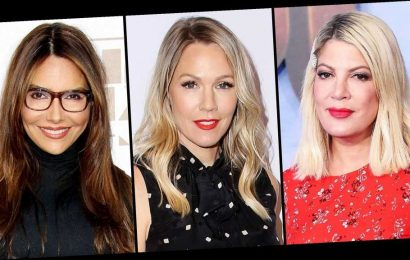 Tori Spelling, Jennie Garth Respond to Vanessa Marcil's Claims About '90210'