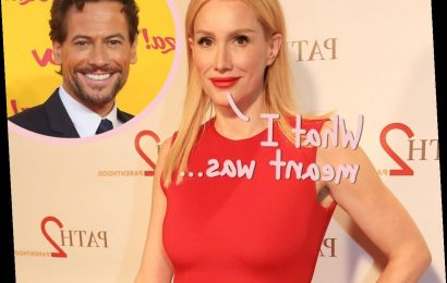 Alice Evans Walks Back Claim Children 'Cry Every Day' Amid Dramatic Divorce From Ioan Gruffudd!