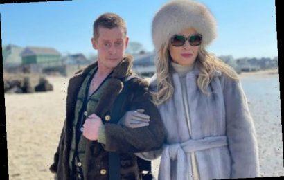 American Horror Story Season 10: Macaulay Culkin and Leslie Grossman Hit the Beach in 'Wicked' First Look