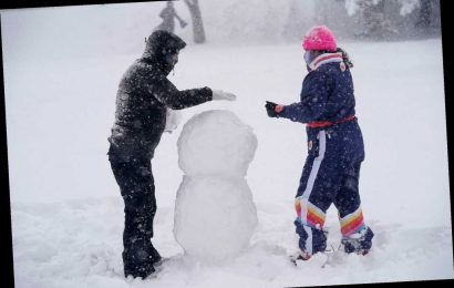 Record-breaking blizzard is worst to hit Denver in nearly 15 years