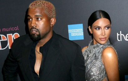 Kim Kardashian to Get Hidden Hills Family Home in Divorce From Kanye West