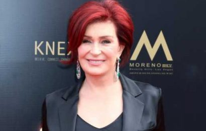 Sharon Osbourne Gave an Incredibly Embarrassing Defense of Piers Morgan's Meghan Markle Comments