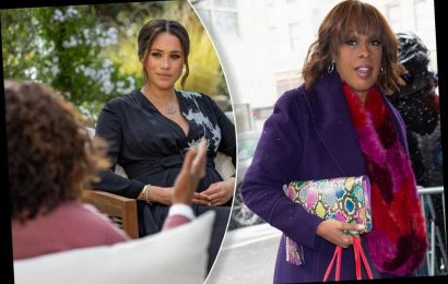 Gayle King claims Meghan Markle has evidence to back up racism allegations