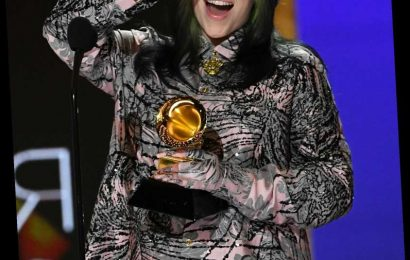 Billie Eilish Wins Record of the Year at 2021 Grammys — but Says Megan Thee Stallion Deserves Award