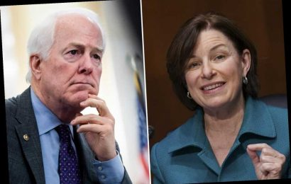 Amy Klobuchar, John Cornyn Urge White House to Use Venues as Vaccination Sites