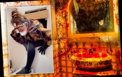 Room behind bathroom mirror led to Ruthie Mae McCoy's 1987 murder
