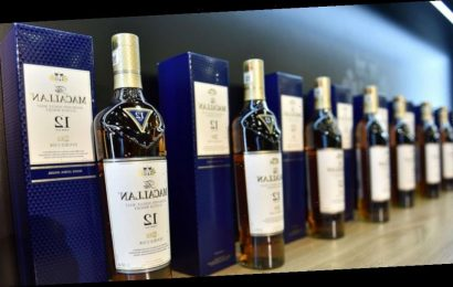 Trade truce as US suspends UK tariffs on whisky, wine and other goods