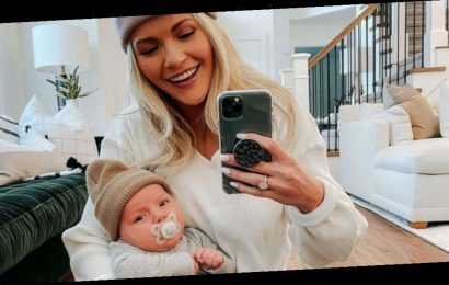 'Dancing With the Stars' pro Witney Carson details giving birth while battling COVID-19
