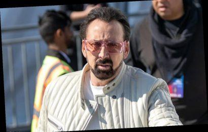 Nicolas Cage Gets Married to Wife No. 5 Riko Shibata
