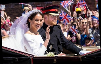 Prince Harry and Meghan Markle's Secret Backyard Wedding Not Legally Binding