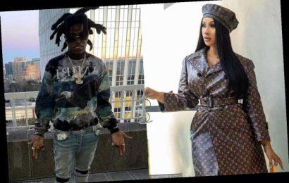 Cardi B Hits Back at Troll Asking Her to Give Kodak Black Credit for 'Bodak Yellow'