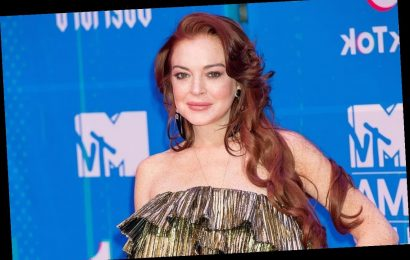 Lindsay Lohan 'Ghosted' This Comedian