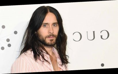 Jared Leto Is Unrecognizable as Paolo Gucci on 'House of Gucci' Set