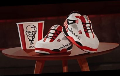 KFC Is Helping Fans Bring Courtside Fashion Home with New Couchside Kicks