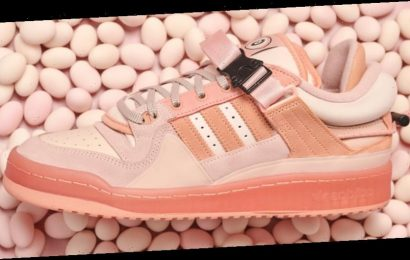 """Bad Bunny and adidas Officially Announce Forum Low """"Easter Egg"""" Collaboration"""