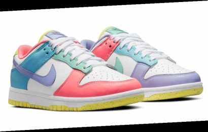 """Nike Dunk Low Appears in Festive """"Easter"""" Colorway"""
