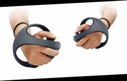 Sony Reveals the Next-Gen PS5 VR Controller