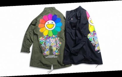 Takashi Murakami and SOPHNET. Connect for Mod Coat Release