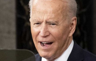 Body Language Expert Makes Bold Claims About Biden's Address To Congress – EXCLUSIVE
