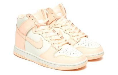 """Check Out the Nike Dunk High in """"Crimson Tint"""""""