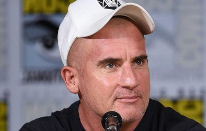 DC's Legends of Tomorrow Star Dominic Purcell Says He Was Trolling Media with Posts About Quitting, Still Leaving