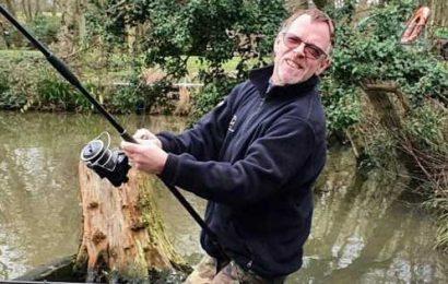 EastEnders' Adam Woodyatt living in motorhome in Devon after splitting from wife