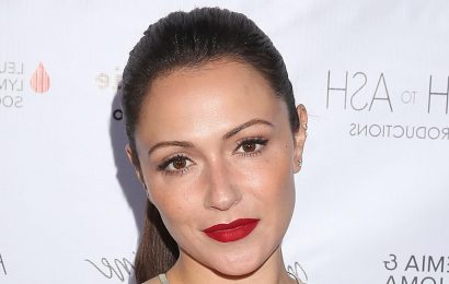 Italia Ricci's New Project Revealed – She's Starring In a New Netflix Series!