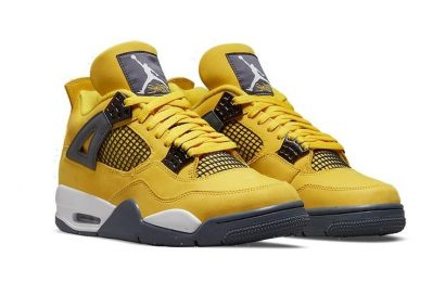 "Jordan Brand to Retro the Air Jordan 4 ""Lightning"""