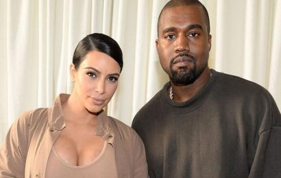 Kanye West Officially Answers Kim Kardashian's Divorce Petition