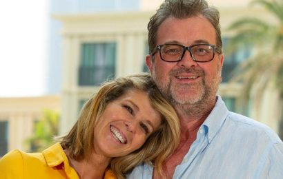 Kate Garraway reveals how husband Derek Draper feared for his life 'every second' before he was put into an induced coma