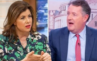 Kirstie Allsopp wants Piers Morgan back despite rows as he has 'guts to question things'