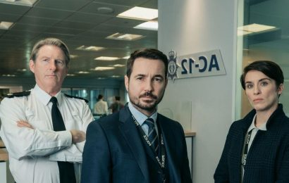 Line of Duty stars unrecognisable in fresh-faced snaps at start of their careers