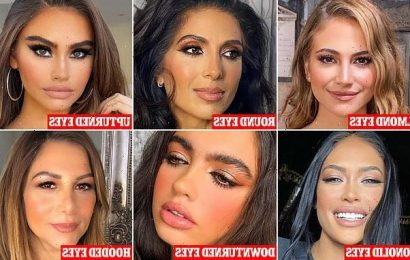Makeup artist reveals how to use eyeshadow on most common eyeshapes