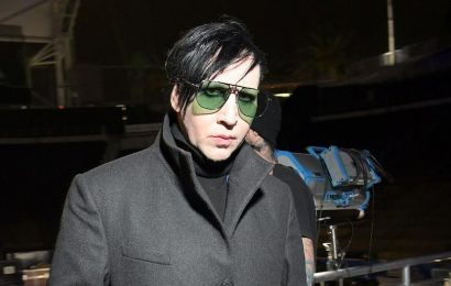 Marilyn Manson Sued for Sexual Assault by 'Game of Thrones' Actress Esmé Bianco