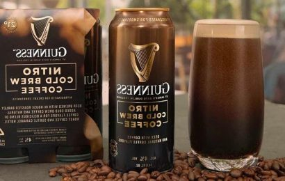 New Guinness Nitro Cold Brew Coffee Beer Is a Bold Amalgamation of Flavors