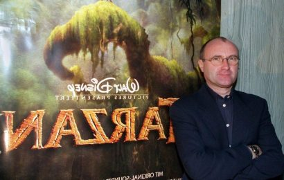 Phil Collins' Oscar-Winning Song Was Supposed to Be Performed by This 'Tarzan' Actor Who Couldn't 'Get It'