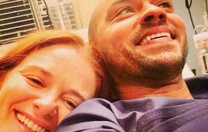 Sarah Drew Teases April's 'Beautiful' Reunion With Jackson on 'Grey's'