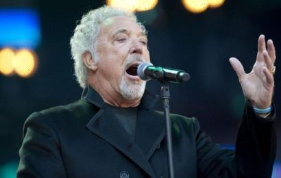 Sir Tom Jones breaks world record with latest album Surrounded By Time