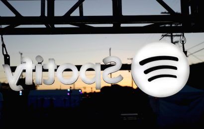 Spotify's Stock Drops 9% on Light Q1 Subscriber Growth