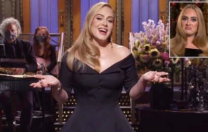 TALK OF THE TOWN:Adele plans her next big hit… as a film star!