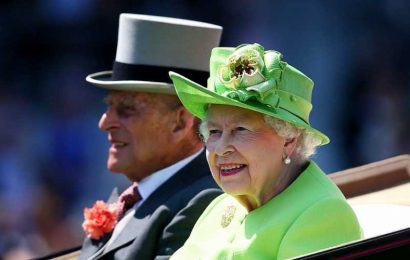 The Royal Photographer Shared His Favorite Photo of Queen Elizabeth and Prince Philip