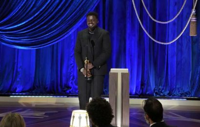 Watch Daniel Kaluuya's Acceptance Speech for the 2021 Oscar for Supporting Actor