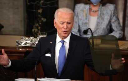 Which Member of Congress Forgot to Turn off Their Phone During Biden's Speech?