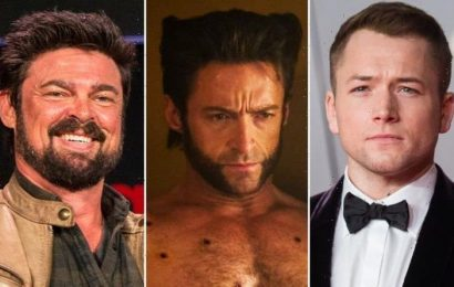 X-Men: Taron Egerton and Karl Urban 'in consideration to play Wolverine in the MCU'