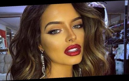 Love Island's Maura Higgins bravely posts raw snap of her natural grey hair