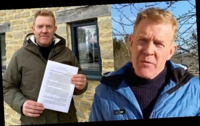Adam Henson: Countyfile host frustrated at vicious and inappropriate response from vegans