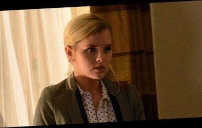 EastEnders' Hetti Bywater looks totally different from Lucy Beale in glam video